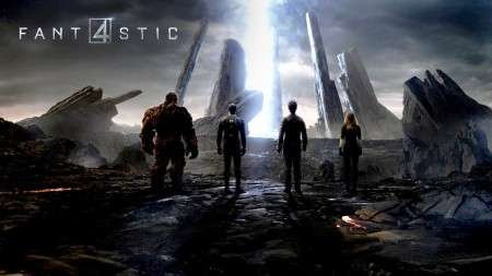 Fantastic 4 and Jurassic World