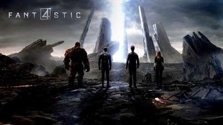 Fantastic 4 and Jurassic World