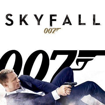 Throwback Thursday SKYFALL