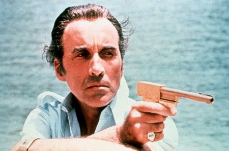 FLEMING FRIDAY: THE MAN WITH THE GOLDEN GUN