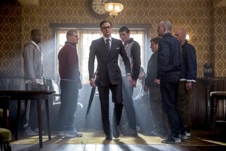 BIRDMAN AND KINGSMAN