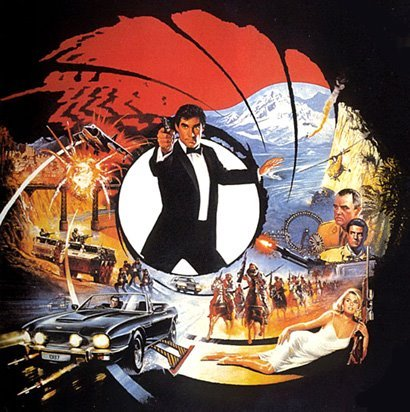 FLEMING FRIDAY CASINO ROYALE AND THE LIVING DAYLIGHTS