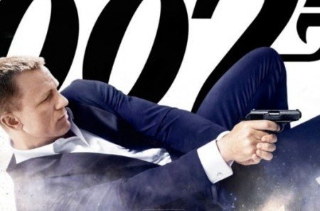JAMES BOND GIVES ANTHONY HOROWITZ A LICENCE TO CHILL