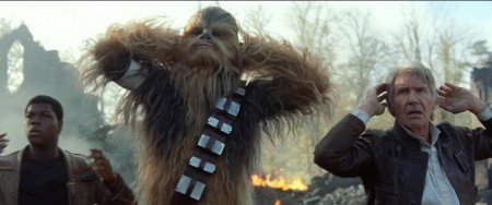 STAR WARS TRAILER AWAKENS FORCE OF INTERNET IMAGINATIONS WORLDWIDE