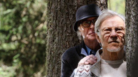REVIEW OF YOUTH HARVEY KEITEL AND MICHAEL CAINE SHOW AGE IS JUST A NUMBER