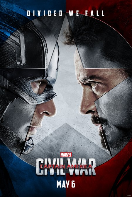 CAPTAIN AMERICA CIVIL WAR OVER EARNEST OVER AMBITIOUS OVER STRETCHED AND MISGUIDED LIKE ITS EPONYMOUS HERO BUT MARVEL MAGIC MOMENTS ENSURE IT IS STILL WORTH A WATCH