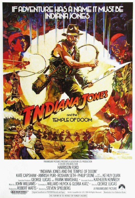 Nick Clement and James Murphy revisit The Temple of Doom and witness Indiana Jones and Spielberg at their Best