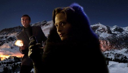 Movie Viral Presents the Best in Fan Fiction with Jack Walter Christian introducing James Bond to Irene Adler