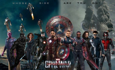 More Marvel Related Viral Videos with the Home Video release of Captain America Civil War