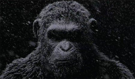 War for the Planet of the Apes new viral teaser video