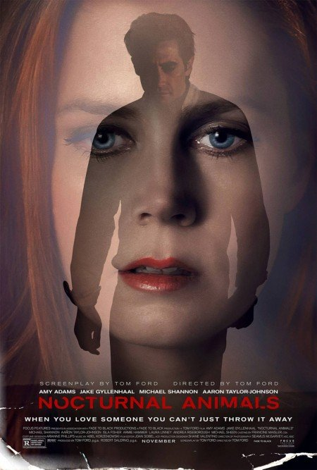 Nocturnal Animals is a masterclass in acting and direction from Tom Ford and cast thereby redeeming its awkward fusion of Tones
