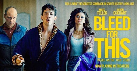KAREN BENARDELLO GOES THE ROUNDS ON THE RED CARPET WITH MILES TELLER AND BLEED FOR THIS