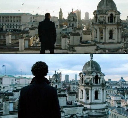 No! Shit Sherlock? Or Mr Holmes and the Case of the Television Show that Mysteriously lost its Charm