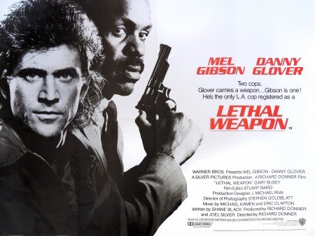 Looking Back at LETHAL WEAPON 30 years on DANIEL BRENNAN is on the Case