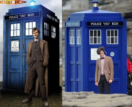 Steven Moffat and BBC Break Radical Risky Ground by Including Actual HETEROSEXUALS in New Series of DOCTOR WHO