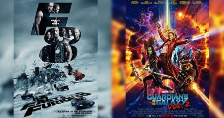 Guardians of the Galaxy and Fast and the Furious: Two Franchises with new Sequels. Flawed but Fun. And focused on FAMILY.