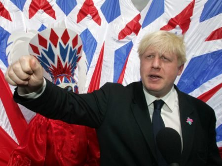 Boris Johnson set to play the baddie in Bond 25?