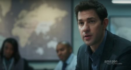JACK RYAN on Amazon Prime. First Impressions? Fun. Competent. Perfectly Polished. Satisfying Watch. Clancy would approve. And YET..