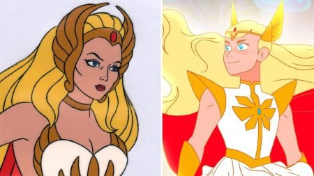 We need to talk about SHE-RA! Something is amiss with the latest take on the Princess of Power..