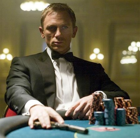 JAMES BOND HAS BEEN SAVED. New Director Named. Sensible Release Date Arranged. Always Bet on BOND!