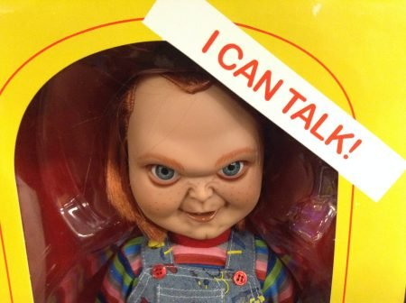 CHUCKY is BACK! And SO is VIRAL MARKETING in MOVIES!