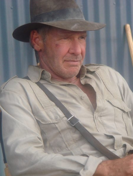 Harrison Ford takes a Punt on INDIANA JONES 5: Filming starts within the next 2 months!