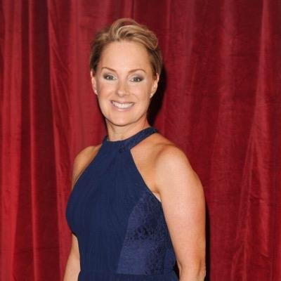 Profiles in Star Power: Sally Dynevor. We LOVE you!