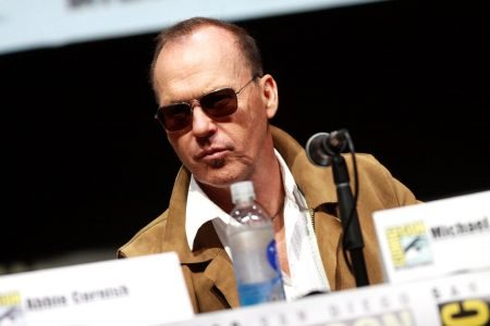 Michael Keaton for President! Seriously. You know it makes sense.