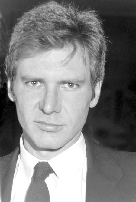 In time for HALLOWEEN! It's HARRISON FORD. As a BADDIE?!
