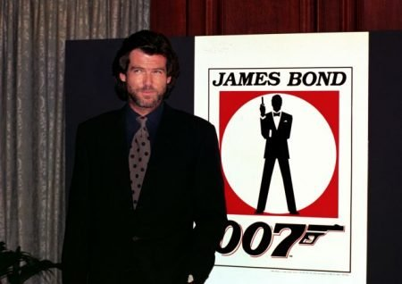 Unmade and Alternative Brosnan Bond Films.