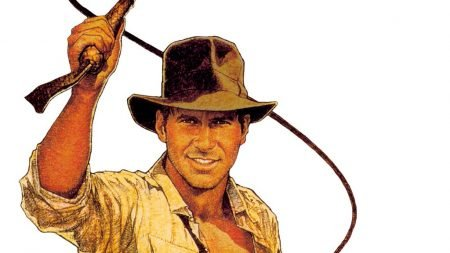 Indiana Jones heads to Scotland?