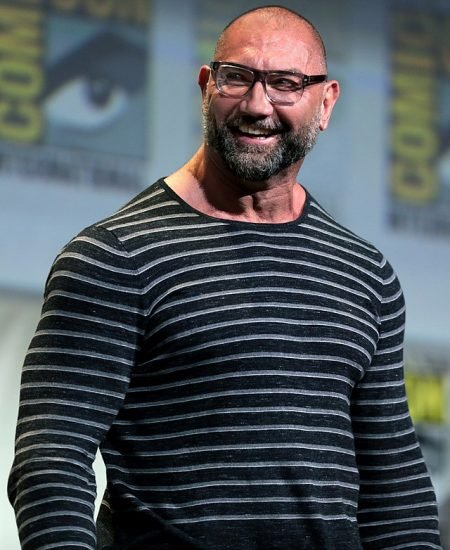 Dave Bautista joins Knives Out 2