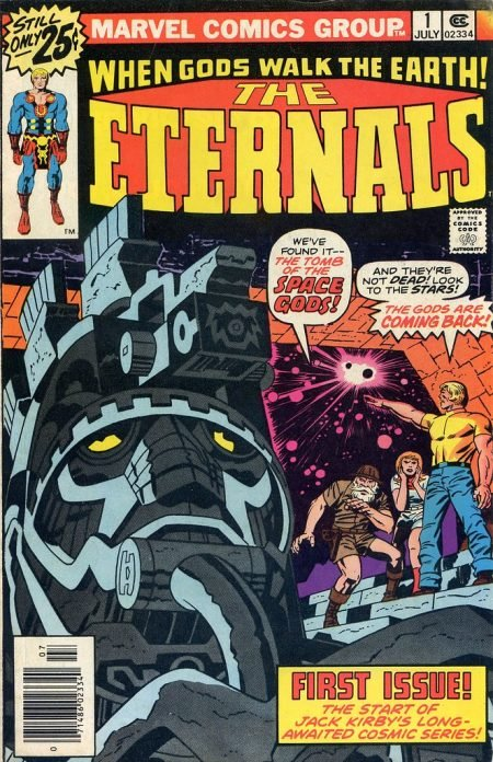 What is the point in ETERNALS?