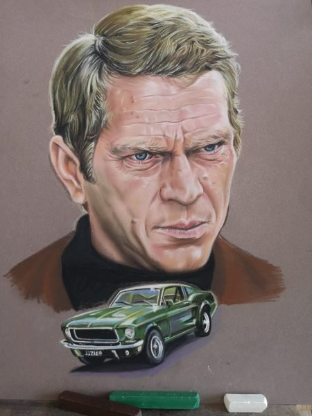 Steve McQueen remains the KING of COOL!