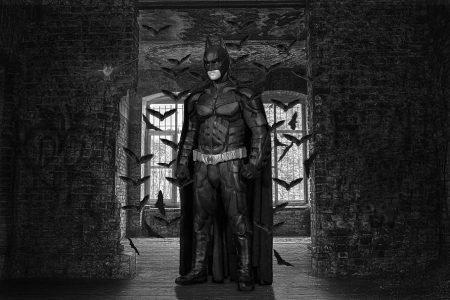 Batman's Best Moments on Film.