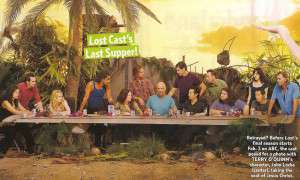 Check This Out: The Lost Supper