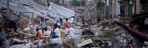 Word of Mouth Viral: The Haiti Relief Efforts