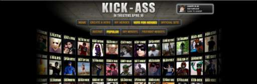 Can You Kick Ass? New Contest Announced