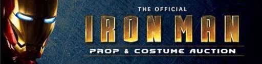 Iron Man Prop Auction: Own Tony Stark's Stuff