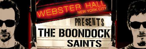 The Boondock Saints: LIVE! DVD Release Party