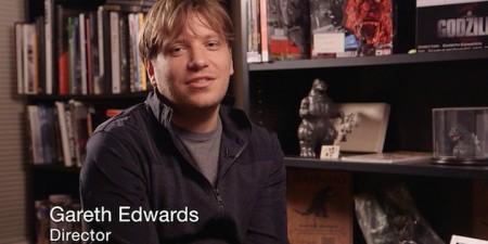 Godzilla director Gareth Edwards