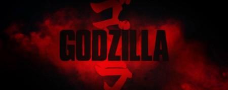Godzilla title header