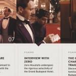 Grand Budapest viral marketing Zubrowka Film Commission