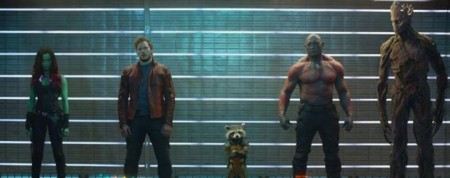Guardians of the Galaxy trailer header