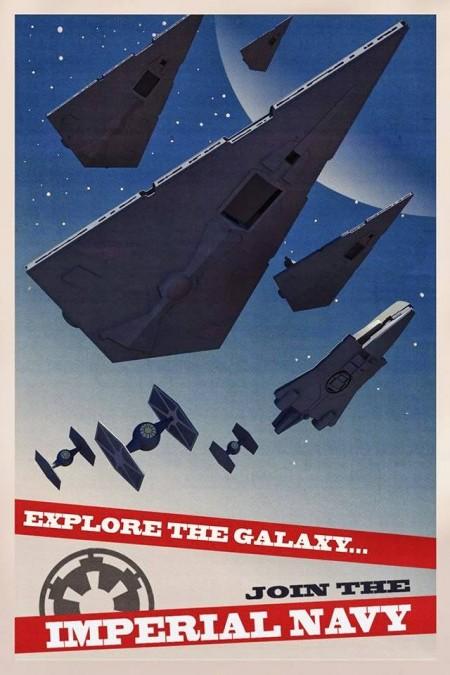 Propaganda Posters For Star Wars Rebels