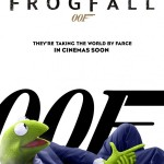 Muppets parody Skyfall poster