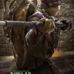 Teenage Mutant Ninja Turtle poster Donatello
