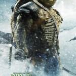 Teenage Mutant Ninja Turtles Movie Poster Leonardo