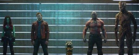 guardians of the galaxy interview image
