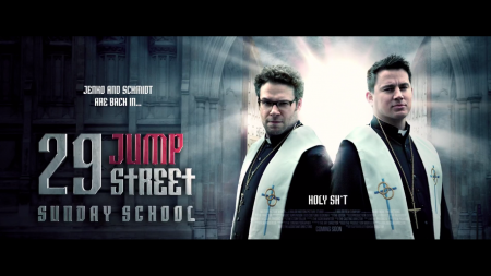 29 jump street sunday school